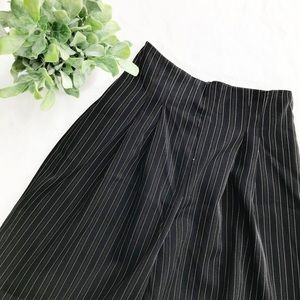 Sienna Sky Cropped Wide Leg Pants Size X-Small